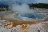 Yellowstone gejzírová oblast na jihu