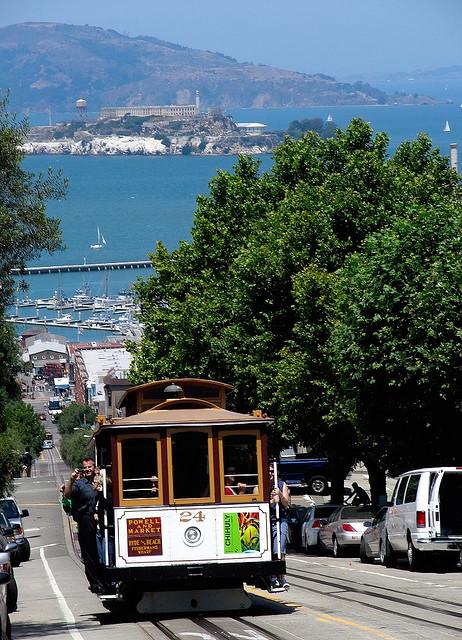 San Francisco - Cable Car
