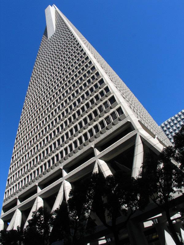 San Francisco - Trans America Pyramid